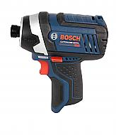 """Bosch PS41 12V Lithium-Ion 1/4"""" Cordless Impact Drill"""