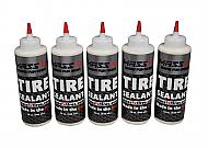 MASSFX Premium Flat Preventer Tire Sealant Made in USA (32 oz) 5Pack