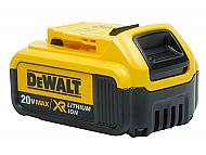 Dewalt-20V-DCD796B-Hammer-Drill-DCB204-4-Ah-Battery-DCB115-Battery-Charger-Bag-image-3