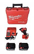 Milwaukee 2853-22 M18 FUEL 1/4inch Hex Impact Driver XC Kit