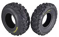 Kenda Bear Claw EX 23x8-10 Front ATV 6 PLY Tires Bearclaw 23x8x10 - 2 Pack