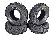 Kenda Bear Claw EX 26x10-12 Front ATV 6 PLY Tires Bearclaw 26x10x12 - 4 Pack