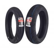 Full Bore F2 120/60ZR17 Front 160/60ZR17 Rear Radial Sport Bike Motorcycle Tire Set