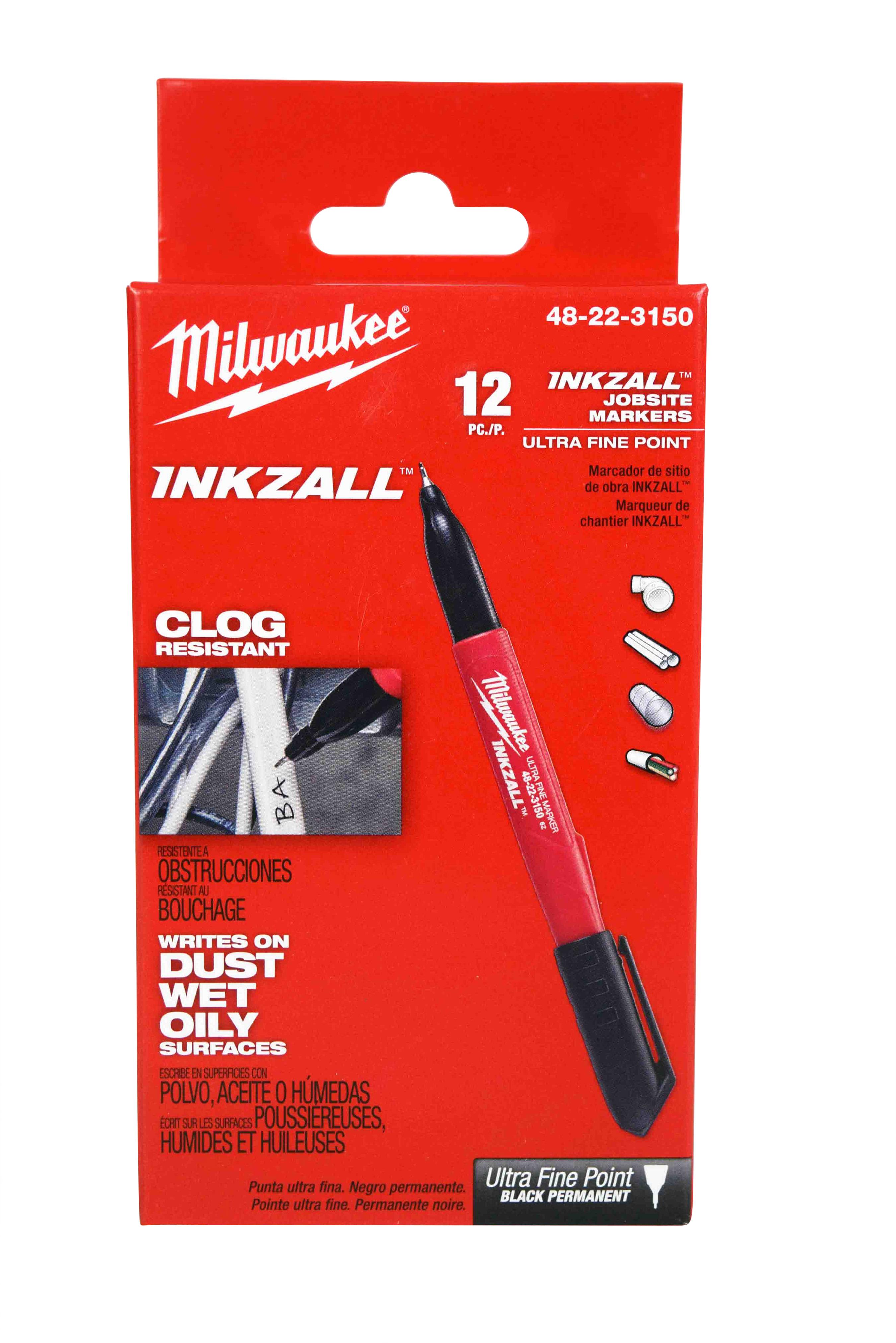 Milwaukee-48-22-3150-Inkzall-Black-Ultra-Fine-Point-Markers-12PK-image-5